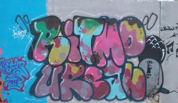 Graffiti de Ritmo Urbano