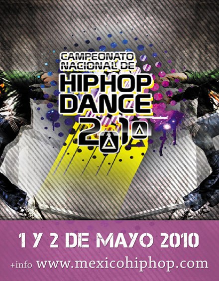 Campeonato Nacional de HipHop Dance