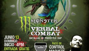 Monster Verbal Combat 2010