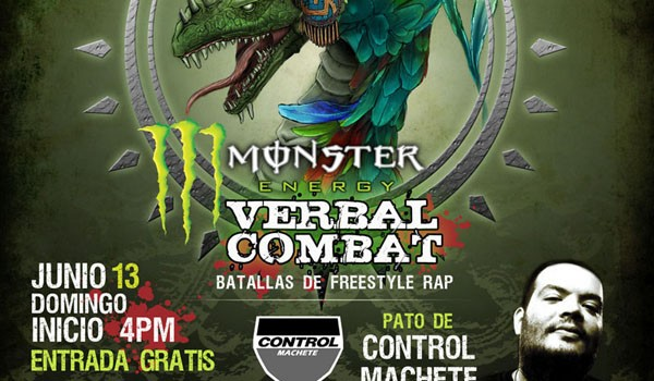 Monster Verbal Combat 2010