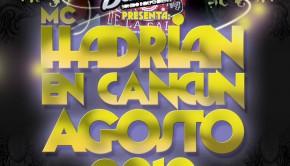 Hadrian en Cancun