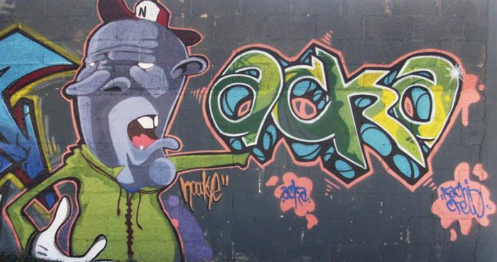 Noookye & Acka en San Lorenzo