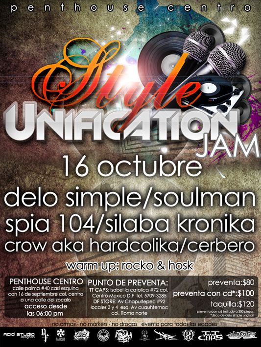 Style Unification Jam
