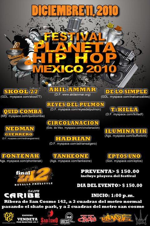 Festival Planeta Hip-Hop
