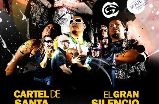 CS, Genitallica, El Gran Silencio en Veracruz