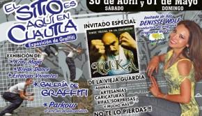El Sitio Es Aqui En Cuautla (Expo Graffiti)