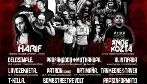 Segundo Festival Cultura Hip-Hop