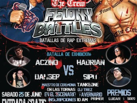 The Krew Felony Battles