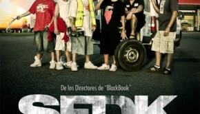 SFDK - La Gira En Sucio (Portada DVD)
