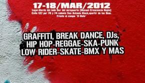 Expo Graffiti Break en Merida (17-18 de Marzo 2012)