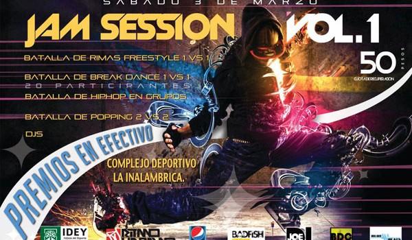 Jam Sessions Vol. 1