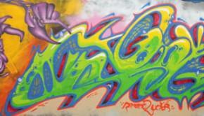 Mr Trauma Graffiti