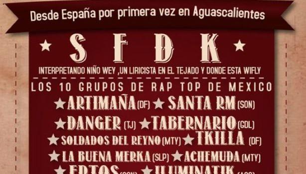 SFDK en Aguascalientes (25 de Marzo 2012)