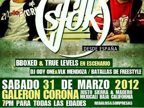 SFDK en Mexicali (31 de Marzo 2012)
