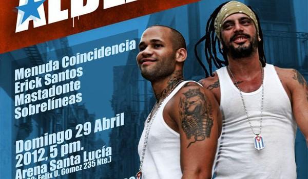 Los Aldeanos en Monterrey (29 de Abril 2012)