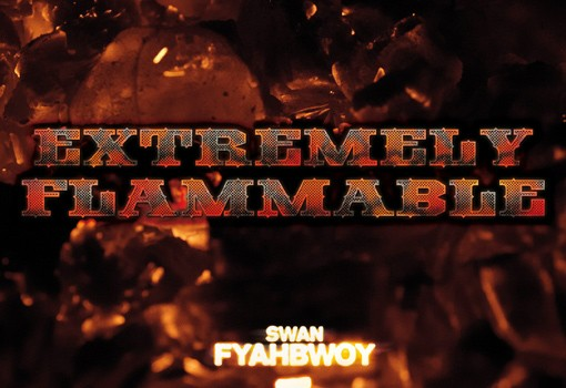 Swan Fyahbwoy - Extremely Flammable (Portada)