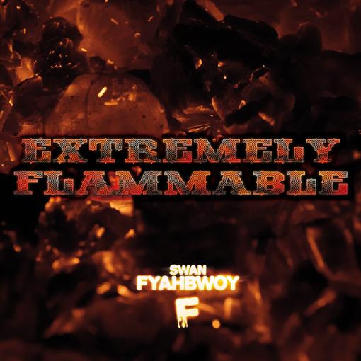 """25f7a5f53b4 Extremely flammable es el segundo álbum del rapero español Swan Fyahbwoy.  El contenido de este material está muy apegado al estilo del """"Chico de  Fuego""""  ..."""