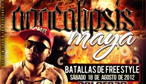 Apocalipsis Maya Batallas de Freestyle