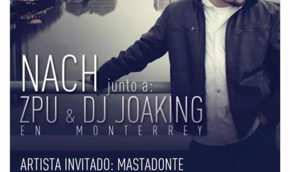 Nach en Monterrey (4 de Noviembre 2012)