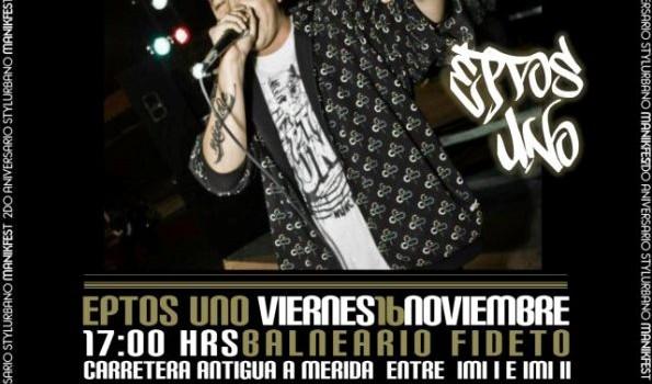 Eptos Uno en Campeche (16 de Noviembre 2012)