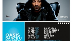 Snoop Dogg en Cancun (16 de Febrero 2013)