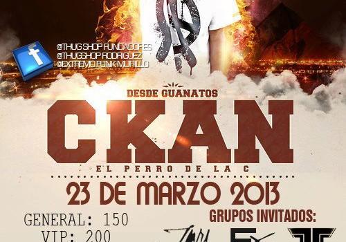 C-Kan en Monterrey (23 de Marzo 2013)