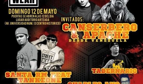 Festival Internacional Hip-Hop Queretaro (12 de Mayo 2013)