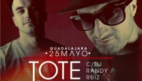 Tote King y Shotta en Guadalajara (25 de Mayo 2013)