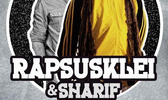 Rapsus & Sharif en DF