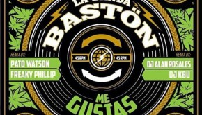 La Banda Baston - Me Gustas (Remixes)