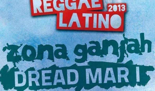 Tour Reggae Latino 2013