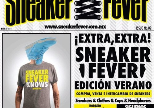 Sneaker Fever Mexico DF