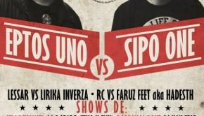 Spit Mx  Eptos Uno vs Sipo en México DF (Sábado 15 de Febrero 2014) 328d9d5c9fe