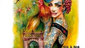 Expo Tatuaje Aguascalientes 22 y 23 Marzo