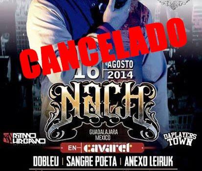Nach Cancelado