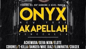 Onyx en Aguascalientes HipHop vs Drugs 5