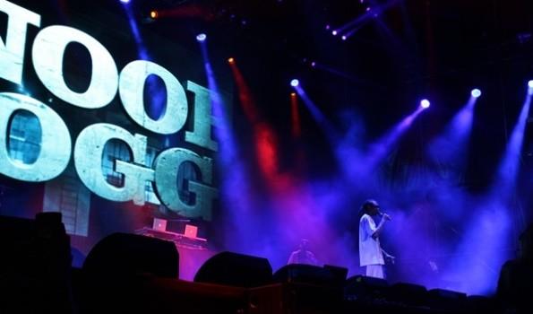 Snoop en MTY 2