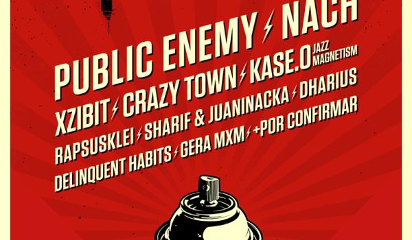 Hip-Hop Music Fest en DF