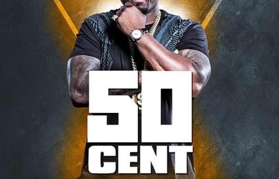 50 Cent en Tijuana y Mexicali