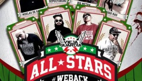 Vieja Guardia All Stars en DF