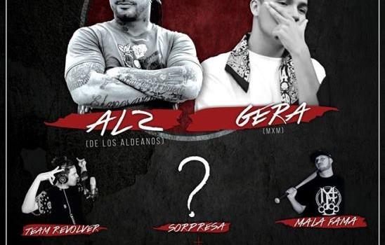 Al2 y Gera MXM en Guadalajara (1er Aniversario Santa Suerte)