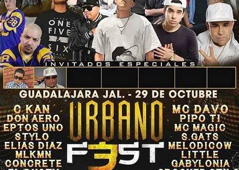 Urbano F3st GDL