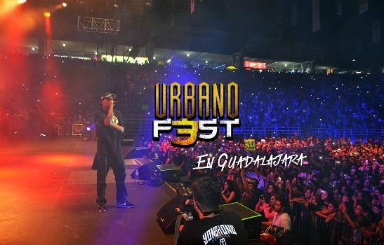Urbano F3st Encabezado