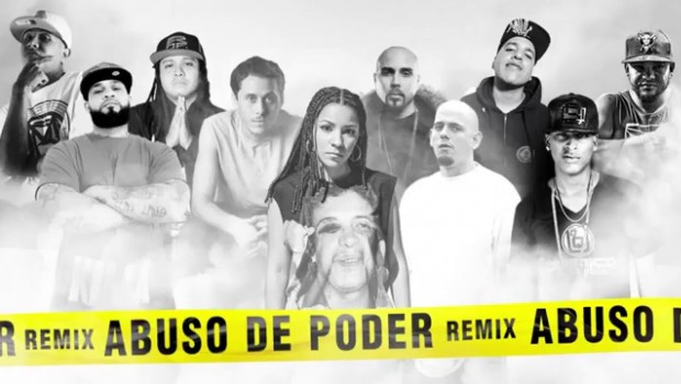 "Gabylonia presenta la remezcla de ""Abuso De Poder"""