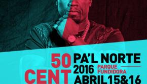 50 Cent en Monterrey (14 y 15 de abril 2016)