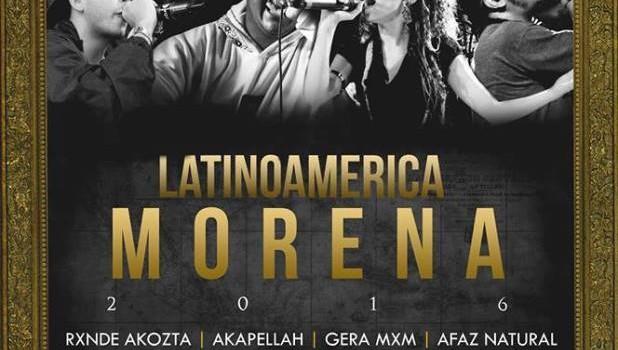 Latinoamerica Morena