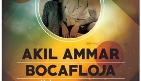 Bocafloja y Akil Ammar