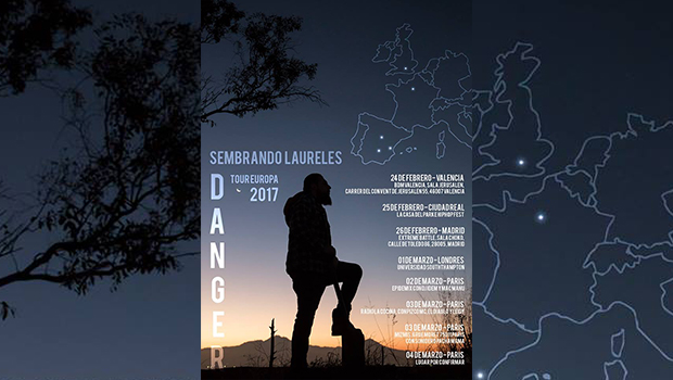Danger Tour Europa
