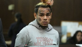6ix9ine Arrested