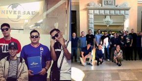 Universal Music West Gold Akil Ammar